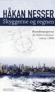 Skyggerne og regnen af Håkan Nesser