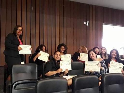 Entrega dos Certificados na Assembleia Legislativa do Maranhão .