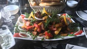 Eating my way across Uzbekistan