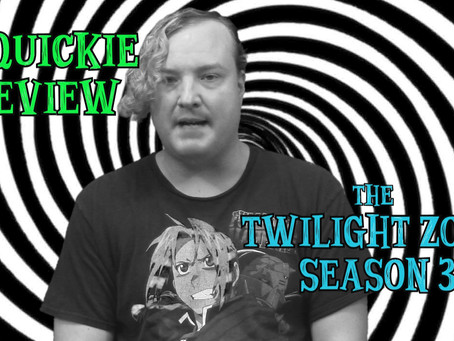 KnK Quickie Review - The Twillight Zone (1959) Season 3
