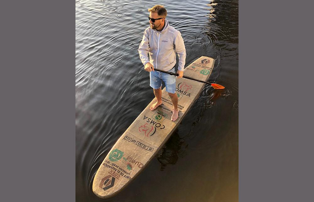 #melkerofsweden #båtmässan #3dprint #hållbarkajak
