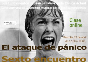 Sexto encuentro del Curso Los Fundamentos del Psicoanálisis en la Clínica Actual