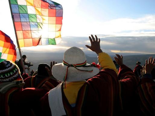Política y Movimientos Indígenas en Ecuador y Bolivia