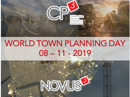 1st in South Africa: Novus3 registered by SACPLAN as a Capital Investment Planning Service Provider