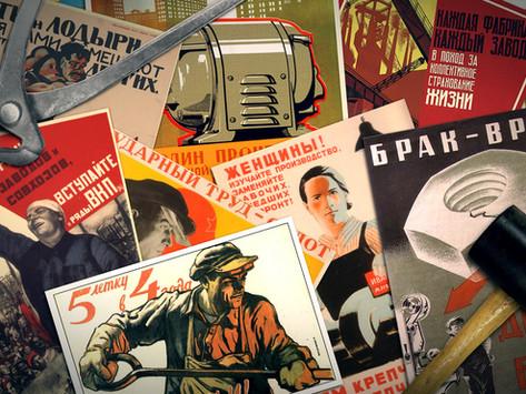 Sociedade e economia da URSS em 150 pontos (Parte 1)