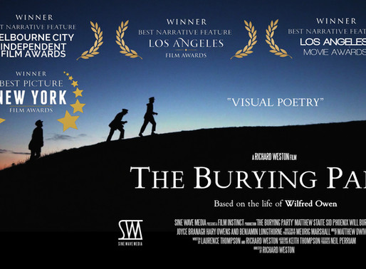 The Burying Party indie film