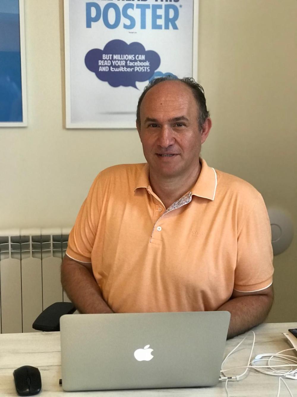 Глигор Дачевски, Докстим