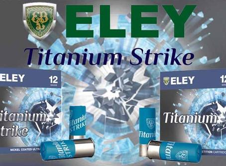 Eley's NEW Cartridge Release: