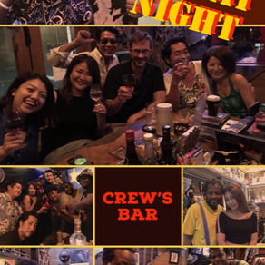 Friday at Crew's Bar
