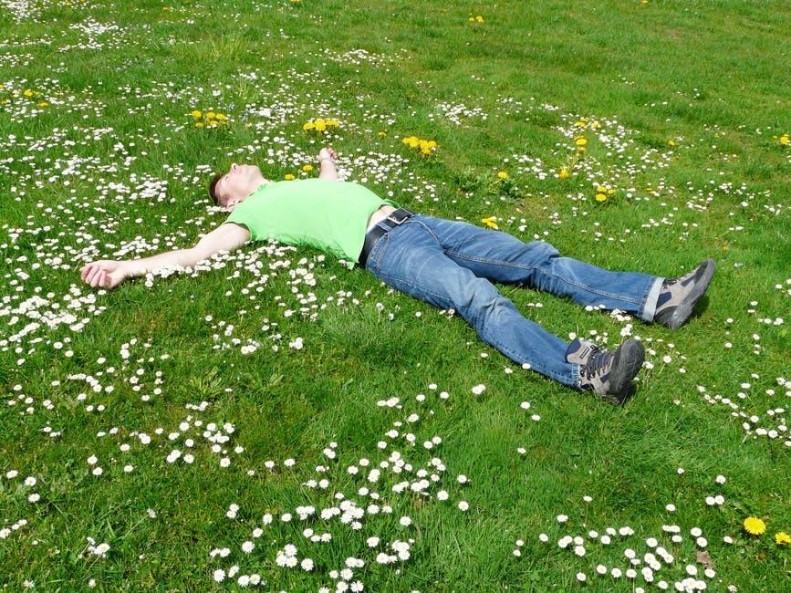 descanso, motivación, sé el jefe, hectorrc.com