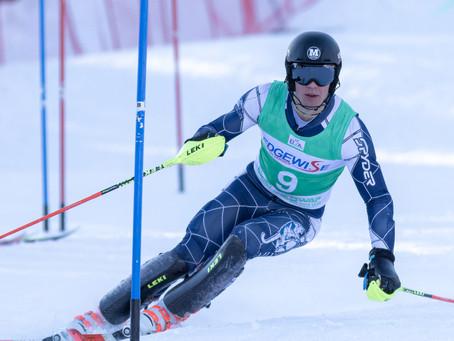 Harvard Carnival Alpine Slalom Results