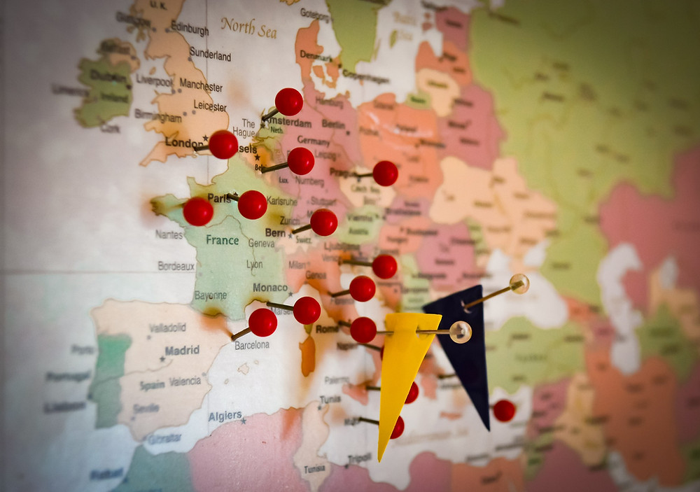 Comment déposer une plainte en Europe