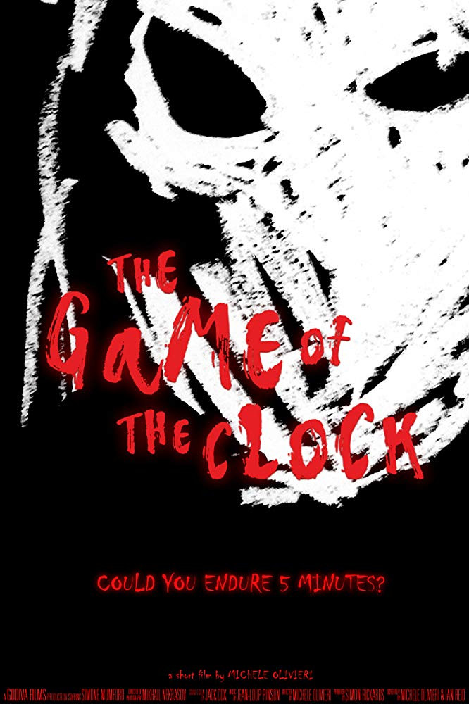 The Game of the Clock short movie poster
