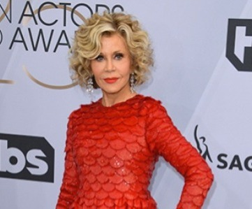 Jane Fonda Talks About Her Style (And Breast Cancer)