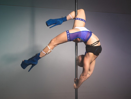 How Pole Dancing Empowers Women. A Personal Story.