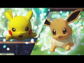 Lets Go Pikachu Accesorios