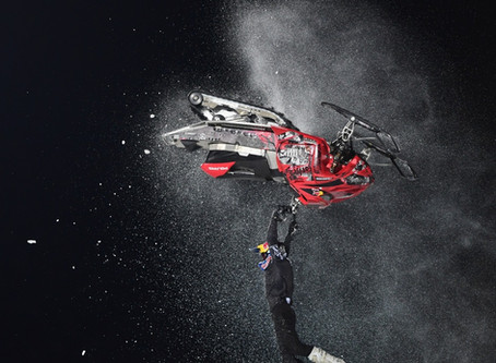 X Games Rookie Takes Gold