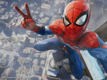 Spider-Man PS4: Gameplay and Skins