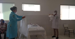 São Gabriel: Nesta quinta-feira, dia 18, o Dr. Vítor ministrou um treinamento importante.