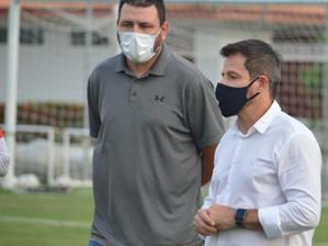 Ramon Menezes é o novo treinador do CRB