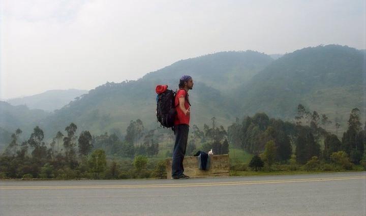 Autostop con la mochila en Colombia