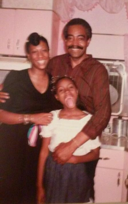 Libra Forde with her parents | Finding Fertile Ground Podcast