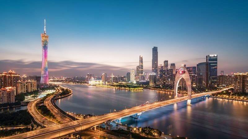 การตลาดจีน กวางตุ้ง