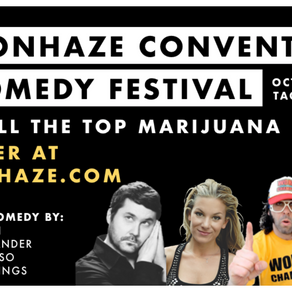 Lemonhaze Convention and  Comedy Festival