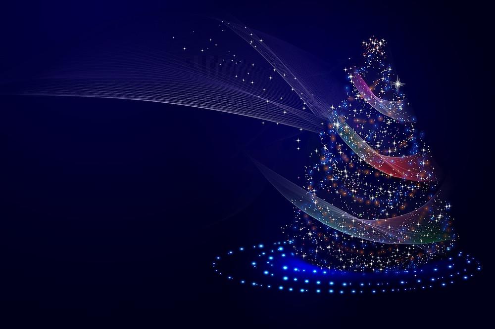navidad, árbol, fiestas, sé el jefe, hectrorrc.com