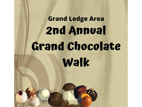 Grand Ledge GRAND CHOCOLATE WALK!