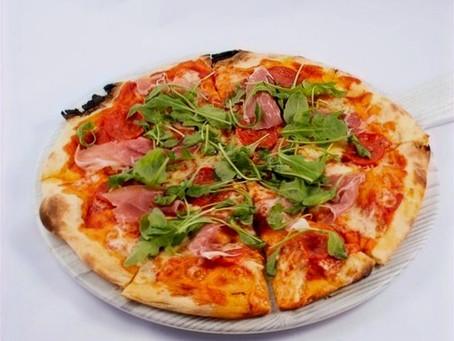 Bellissima Pizza Kit Make it a Salami, Parma Ham & Rocket Night!