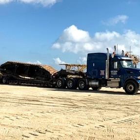 Manitowoc MLC650 Crane Track