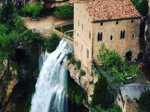 El Monasterio de San Miguel del Fa