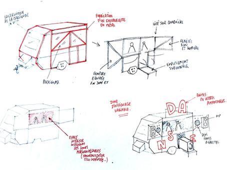 Projet Caravane Sound-system