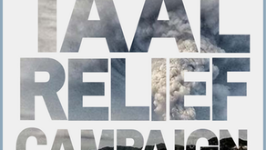 Washington D.C Fil-Am launches Taal Relief efforts