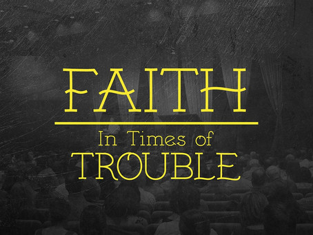 What does faithfulness look like in the face of tragedy and loss?