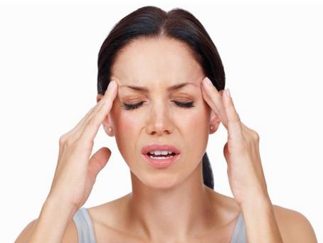Cefaleas y mareos debido a un mal encastre dental, unido a estrés