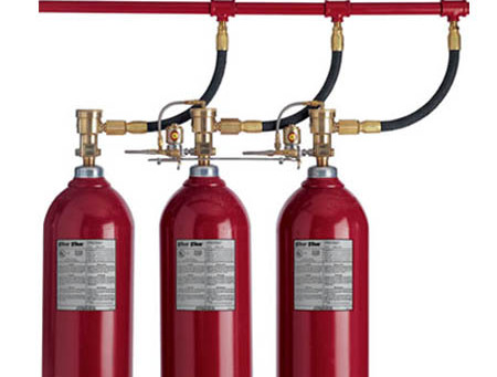 CO2 Fire Protection System