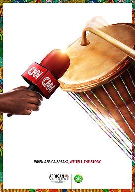 GLO-CNN African Voices