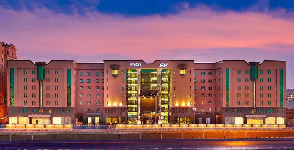 IHG Increases Its Portfolio Bringing the Stylish Brand to the Waterfront of the Arabian Gulf
