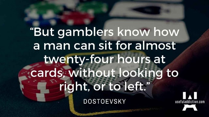 The Gambler by Dostoevsky Quotes