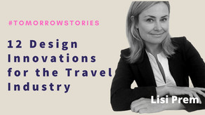 12 Design Innovations for the Travel Industry