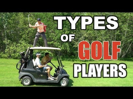 RYGA asks: What Kind of Golfer Do You Want to Be?