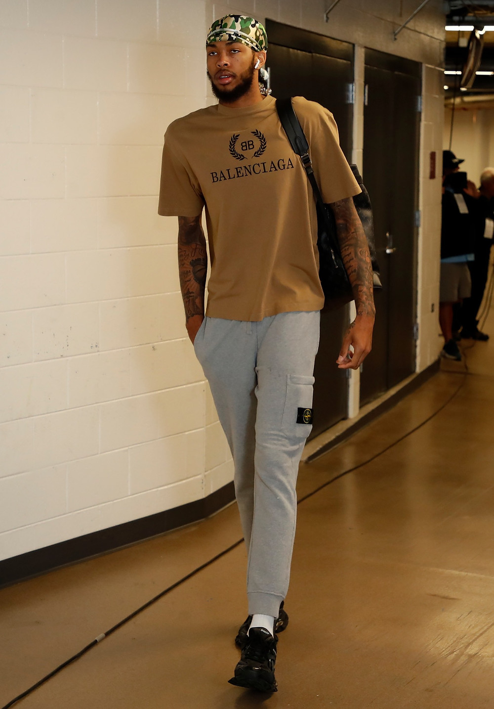 Brandon Ingram New Orleans Pelicans nba around the game