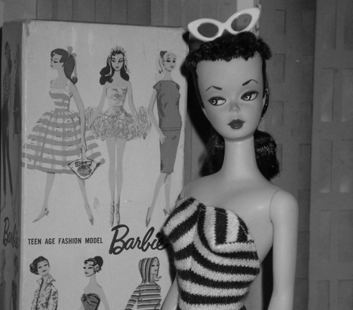 Barbie Dolls From The Past: Retro Eye Candy Vol 9