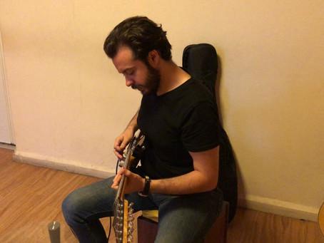 Barış Öğretmen, Elektro Gitar Dersi, Online Canlı Ders