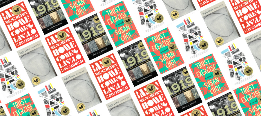 Congratulations to the 2019 National Book Award Winners