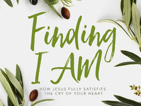 Finding I AM &  The Essential C.S. Lewis