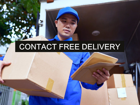CONTACT FREE DELIVERY
