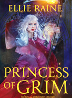New release! Princess of Grim, a NecroSeam Chronicles Prequel